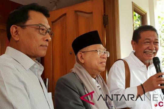 Deddy Mizwar optimistis Jokowi-Ma'ruf menang di Jabar