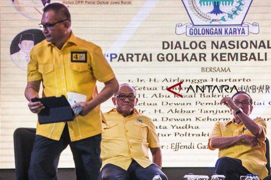 Golkar gelar pleno tentukan tanggal dan lokasi pelaksanaan Munas 2019