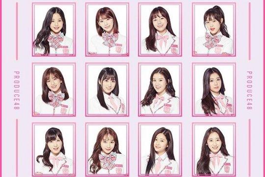 IZONE, grup yang debut dari Produce 48