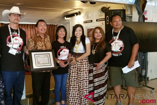 Diaspora Indonesia antusias turut dalam Pemilu 2019