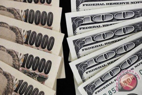 Dolar di Tokyo berakhir menguat ke paruh bawah 106 yen