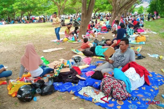 DPR tekankan koordinasi-sinergi penyaluran bantuan gempa Donggala-Palu