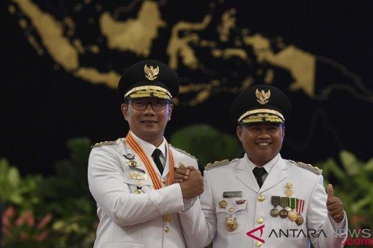 Gubernur enggan tanggapi polemik Sekda Kota Bandung