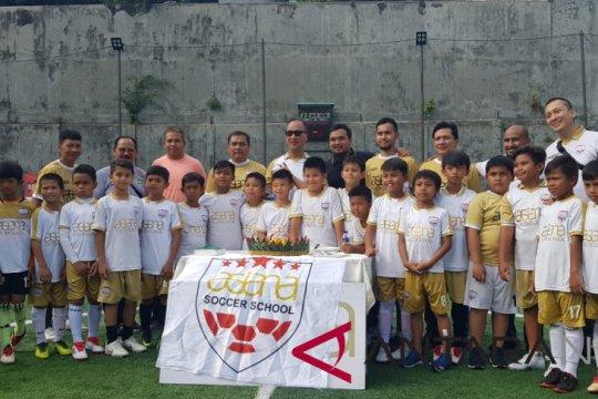Asiana Soccer School wadah pesepakbola usia dini