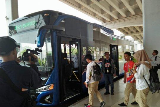 1.434 atlet Asian Games 2018 tinggalkan Jakarta-Palembang