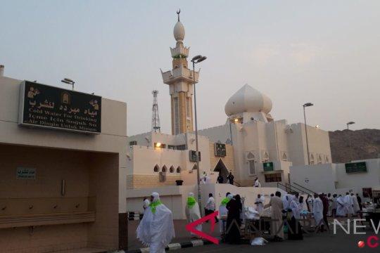 Laporan dari Mekkah - Mencari jejak mukjizat Rasulullah berupa Sumur Ji`ronah