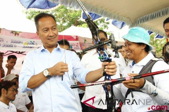 Mensos tinjau arena Asian Para Games