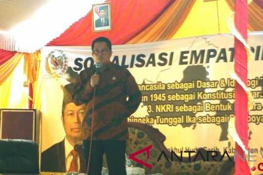 Hadapi pilpres, Mahyudin ajak masyarakat jaga persatuan
