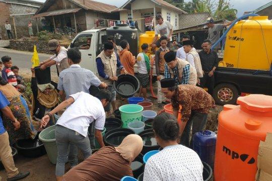 Tagana PB PMII serahkan bantuan untuk korban gempa Lombok