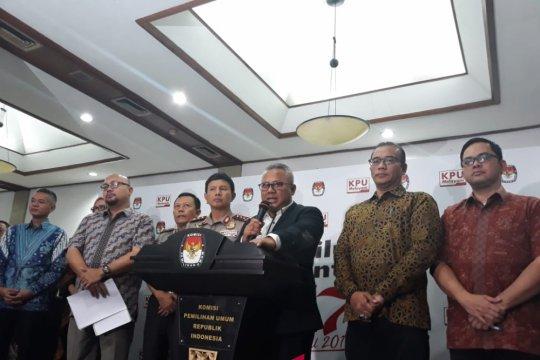 KPU tetapkan 7.968 DCT anggota DPR RI