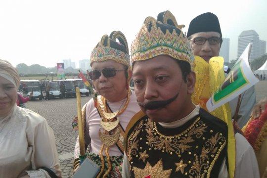 """Romahurmuziy ajak """"warga kahyangan"""" amankan Jokowi-Ma"""