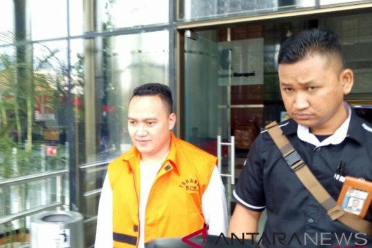 Tersangka suap proyek Lampung Selatan segera disidang