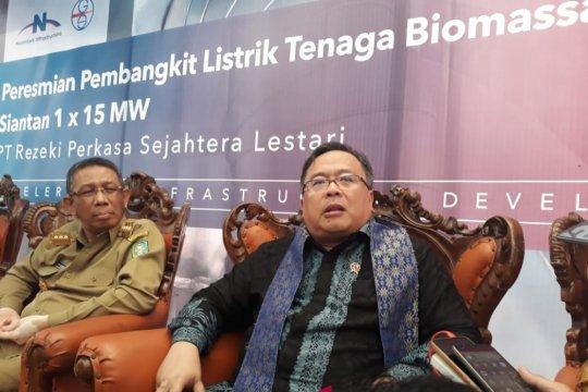 Resmikan PLTBm Siantan, Menteri PPN harapkan Kalbar diminati investor