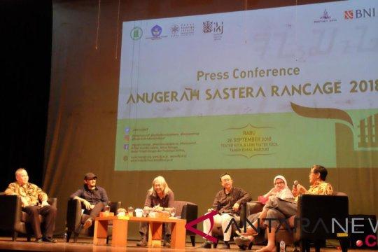 Anugerah Sastera Rancage dipindah ke Jakarta agar lebih berkembang