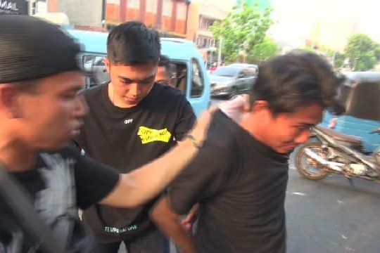 Polisi Jakarta Barat  bekuk pemasok sabu anggota DPRD NTT