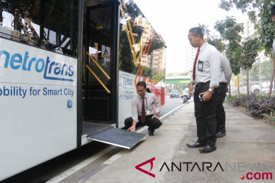 Trans Jakarta targetkan 800.000 penumpang saat APG