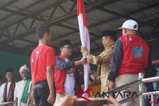 Ansor doakan korban gempa Lombok, Donggala, dan Palu