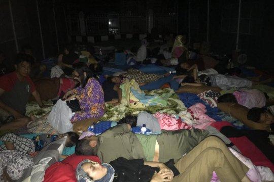 """Kemarin, Pasha """"Ungu"""" tidur di pengungsian hingga hasil konser Glenn untuk Palu"""