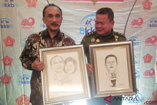 TNI bantu BKKBN jangkau daerah sulit untuk pelayanan KB