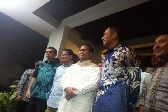 SBY Jadi Jurkam Pasangan Prabowo - Sandiaga