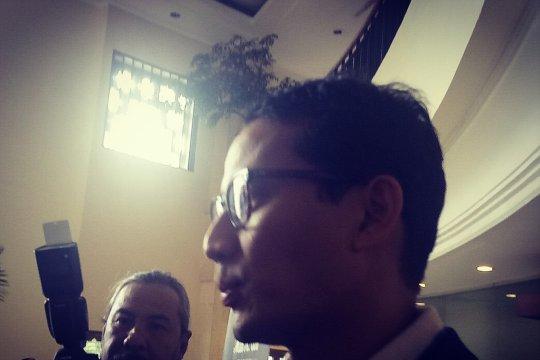 Sandiaga tegaskan kepala daerah tak masuk tim pemenangannya