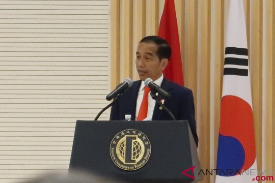 Jokowi: Nuklir sebagai tantangan perdamaian dunia