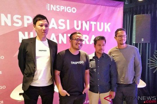 Inspigo, aplikasi audio podcast untuk menginspirasi para milenial