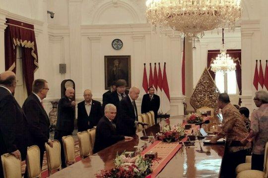 Presiden berkomitmen tingkatkan kemitraan industri-perdagangan dengan Cheko