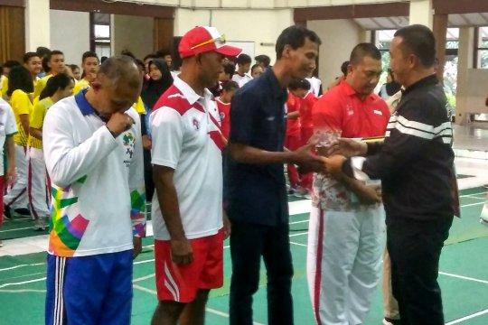 Menpora berikan penghargaan 25 pelatih SKO Ragunan