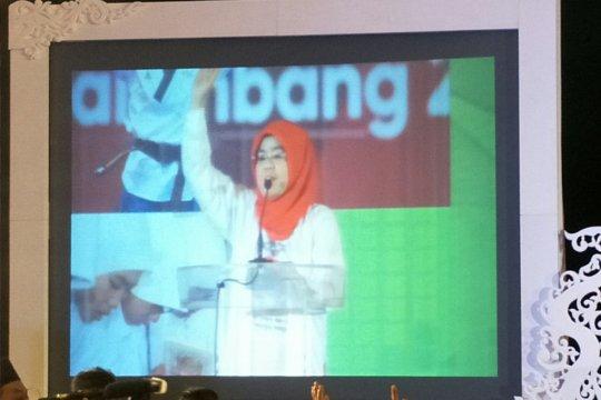 Arus Baru Muslimah deklarasikan dukungan untuk Jokowi-Ma'ruf