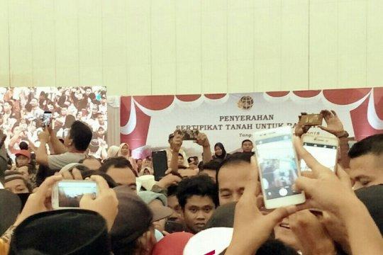 BPN targetkan sertifikasi tanah di Banten selesai 2023