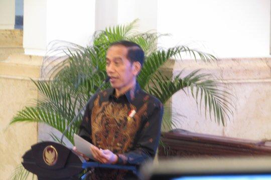 Presiden buka temu karya nasional TTG di GWK