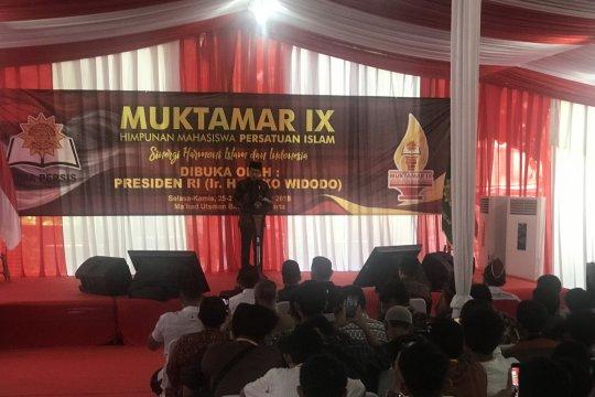 Presiden Jokowi dukung pendirian Universitas Persis