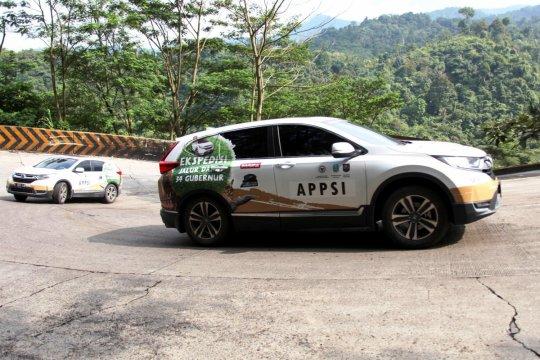 Jelajah Nusantara CR-V Turbo tempuh 1.400km Aceh-Padang