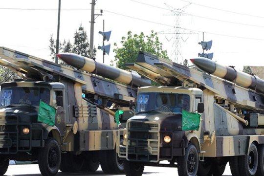 Iran luncurkan sistem pertahanan misil terbarui