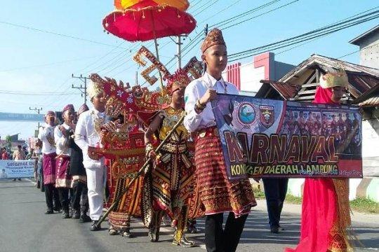Kemah Budaya Kaum Muda dilaksanakan di kompleks Prambanan