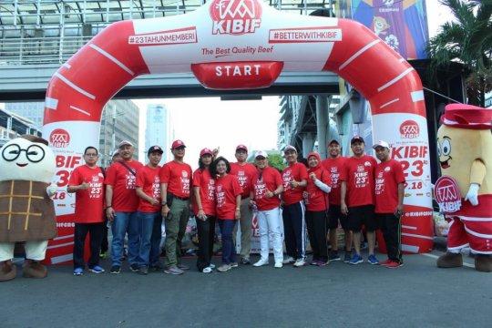 Menggelorakan Semangat Olahraga Bersama KIBIF