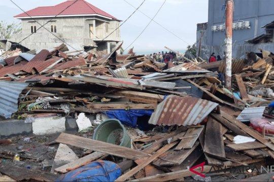 Gempa 5,5 pada skala Richter guncang Sigi Sulawesi Tengah