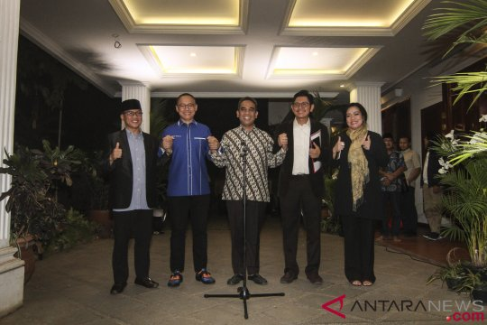 Koalisi Indonesia Adil Makmur