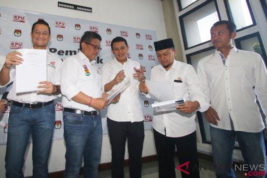 Laporan Dana Awal Kampanye Koalisi Indonesia Kerja