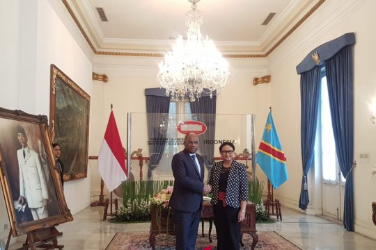 Wapres terima kunjungan Wakil PM Kongo