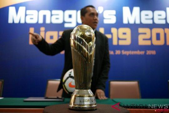 Liga 1 U-19 2018 dimulai 29 September