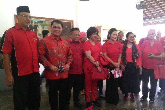Pembekalan calon legislatif PDI Perjuangan di museum