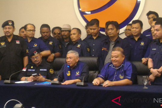 Partai NasDem Somasi Rizal Ramli terkait impor