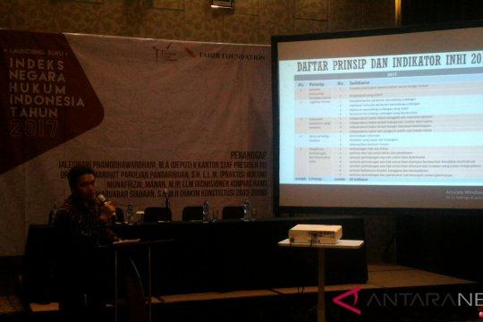 Indeks Negara Hukum Indonesia Oleh Maria Rosari