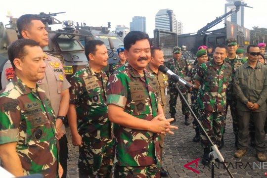 Panglima TNI: Renstra tahap II capai 61 persen