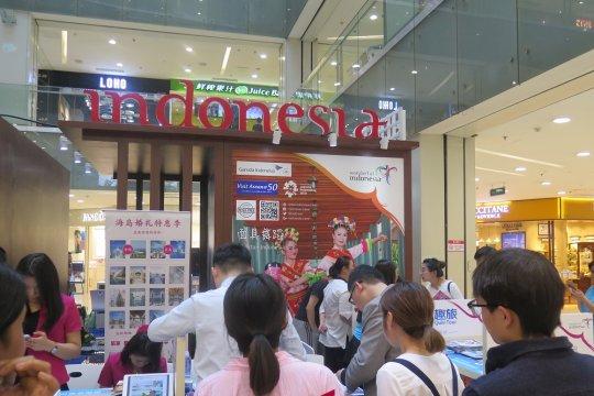Indonesia masuk daftar tujuan wisatawan Imlek China