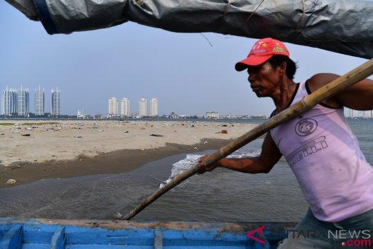 Komunitas nelayan masih meragukan reklamasi dihentikan