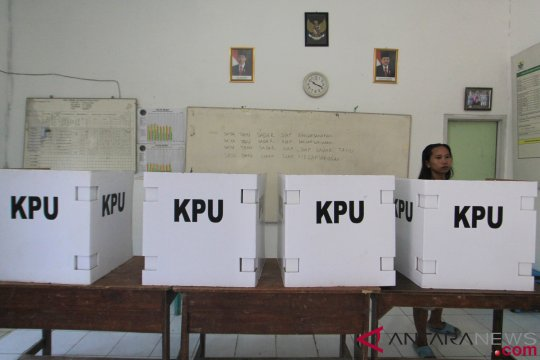KPU Cirebon laporkan hasil pemungutan suara ulang MK
