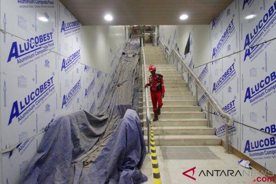 MRT Jakarta lengkapi fasilitas ramah disabilitas